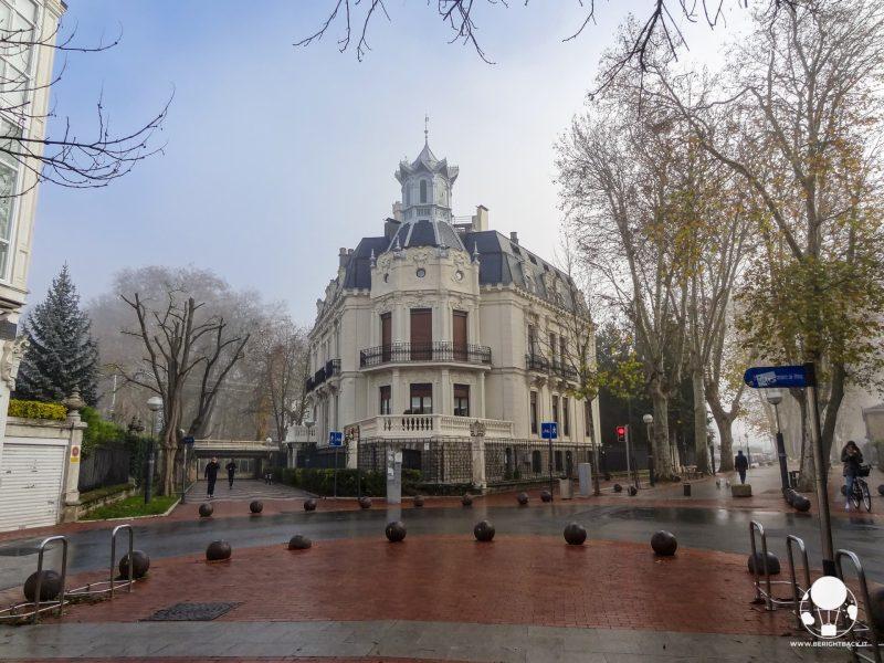 vitoria gasteiz capitale paesi baschi spagna antico cammino di santiago di compostela villa