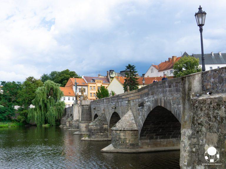 repubblica ceca boemia del sud pisek ponte in pietra piu antico repubblica ceca