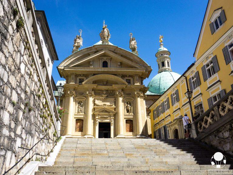 graz stiria austria mausoleo imperatore ferdinando e chiesa di santa caterina