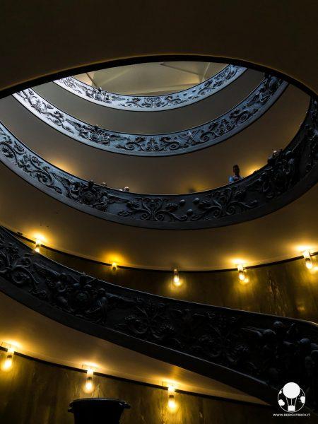 musei vaticani roma scala doppia elica