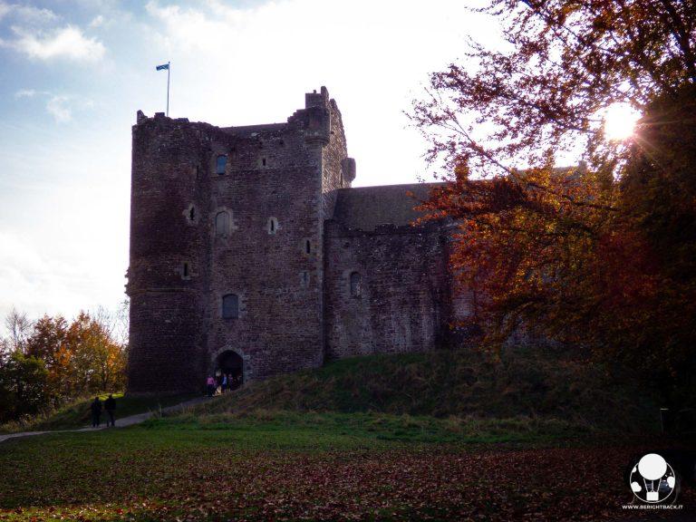 scozia itinerario autunnale castello doune castle leoch outlander winterfell trono di spade