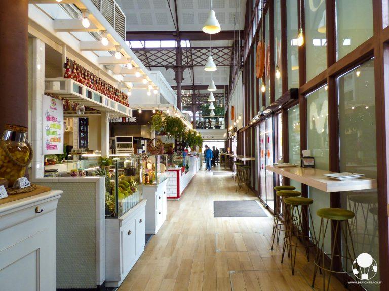 dove mangiare siviglia centro mercado lonja del barranco triana