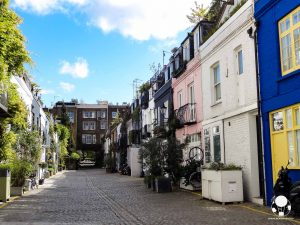 londra notting hill mews luoghi film love actually scena cartelli keira knightley