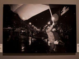 Rivoluzione di Velluto, i festeggiamenti post-liberazione