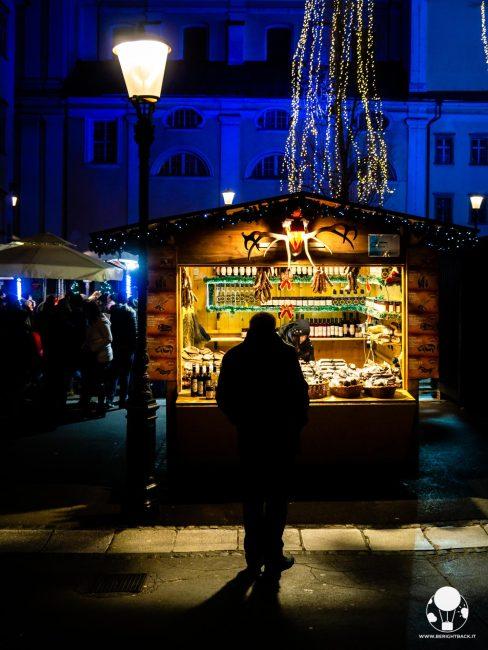 lubiana mercatini di natale bacarelle miele luquori carne grigliata salame piazza del mercato