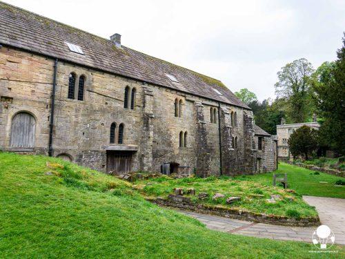 Il mulino di Fountains è il più vecchio nel suo genere di tutta l'Inghilterra
