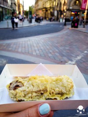 junk food scozia mars fritto barretta deep fried