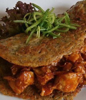secondi piatti tipici repubblica ceca bramborak frittata di patate ripiena di carne