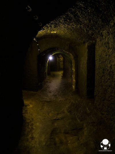 tabor repubblica ceca boemia meridionale cosa vedere sotterranei città ex cantine e riparo incendi