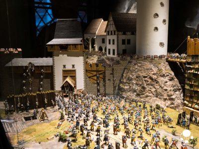 tabor repubblica ceca boemia meridionale cosa vedere museo hussita ricostruzione attacco a castello kotnov