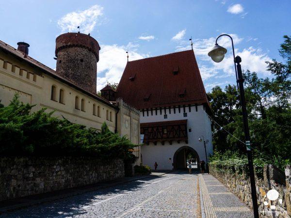 tabor repubblica ceca boemia meridionale cosa vedere torre di kotnov e porta bechyne