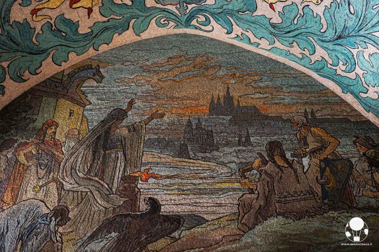 cosa-significa-praga-mosaico-vecchio-municipio-rpofezia-principessa-libuse-fondatrice-citta-berightback