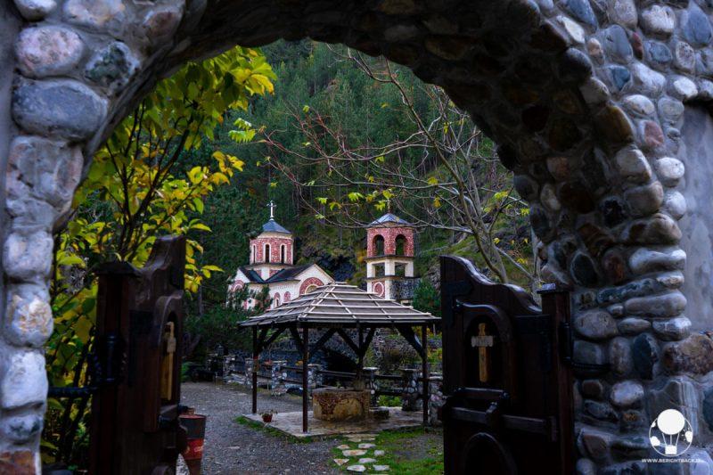 La chiesetta di San Giovanni a Bele Vode, Zlatibor
