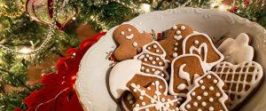 Dolci di Natale cechi, biscotti al pan pepato decorati