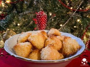 Dolci di Natale cechi, i biscotti al cocco