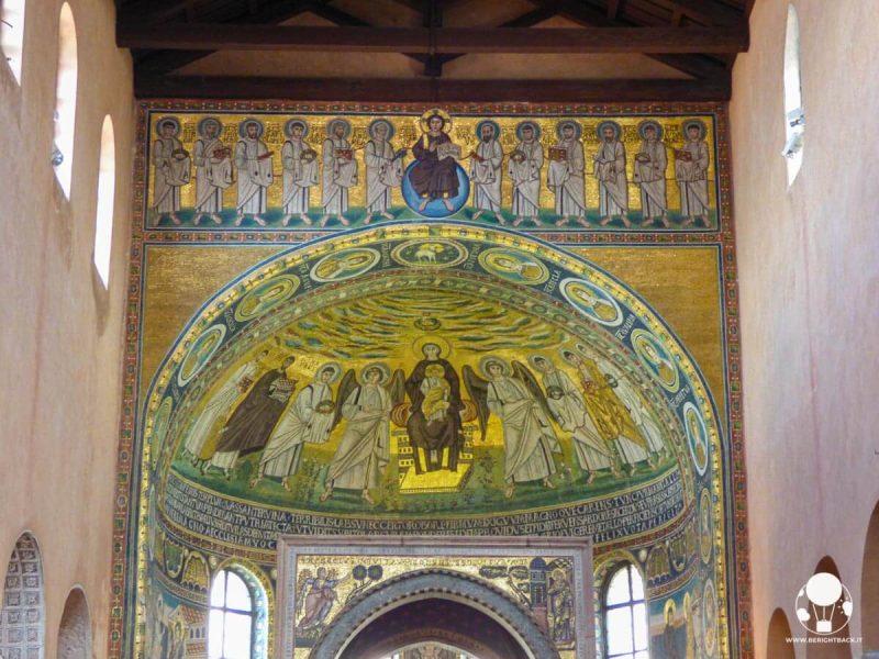 Mosaici della basilica di Santa Eufrasia a Parenzo