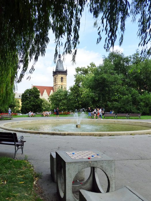 piazza Carlo praga