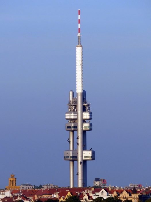 torre tv praga
