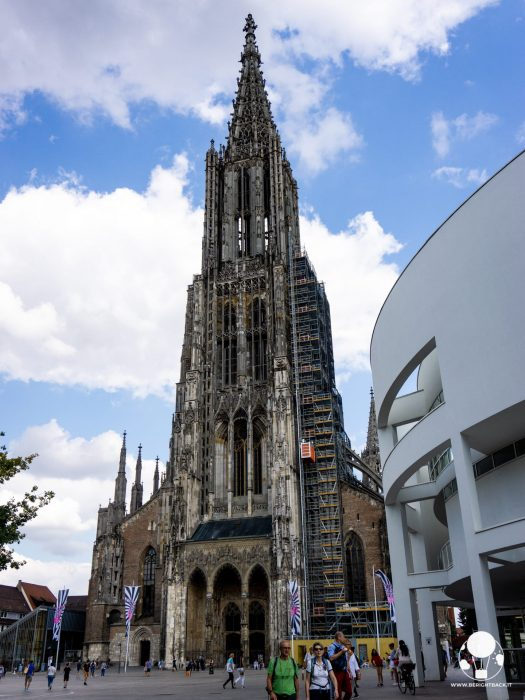 duomo ulma più alto al mondo torre
